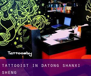 Tattooist in Datong (Shanxi Sheng)