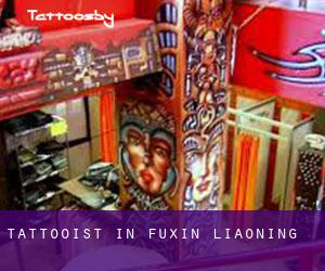 Tattooist in Fuxin (Liaoning)