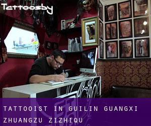 Tattooist in Guilin (Guangxi Zhuangzu Zizhiqu)