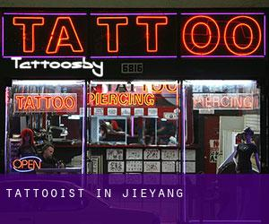 Tattooist in Jieyang