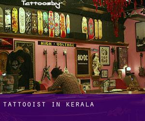 Tattooist in Kerala