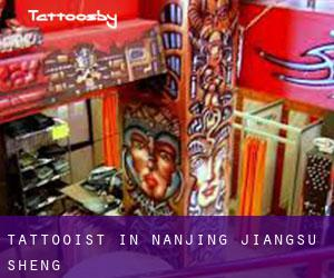Tattooist in Nanjing (Jiangsu Sheng)