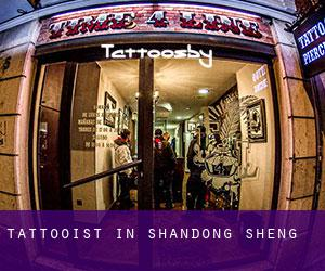 Tattooist in Shandong Sheng
