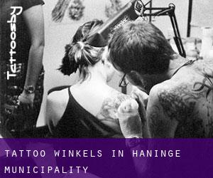 Tattoo winkels in Haninge Municipality