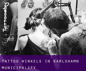 Tattoo winkels in Karlshamn Municipality